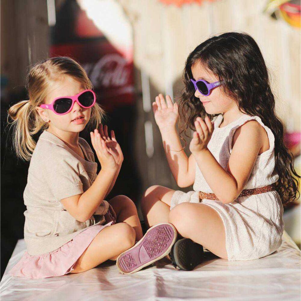 Protezione dal sole per gli occhi dei bambini